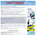 Lightwave Direct E-Newsletter